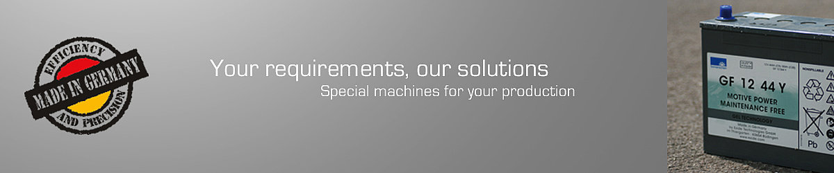 Accumation GmbH, Pütz Group, www.accumation.de, Prozessautomatisierung, Automation, Montieren